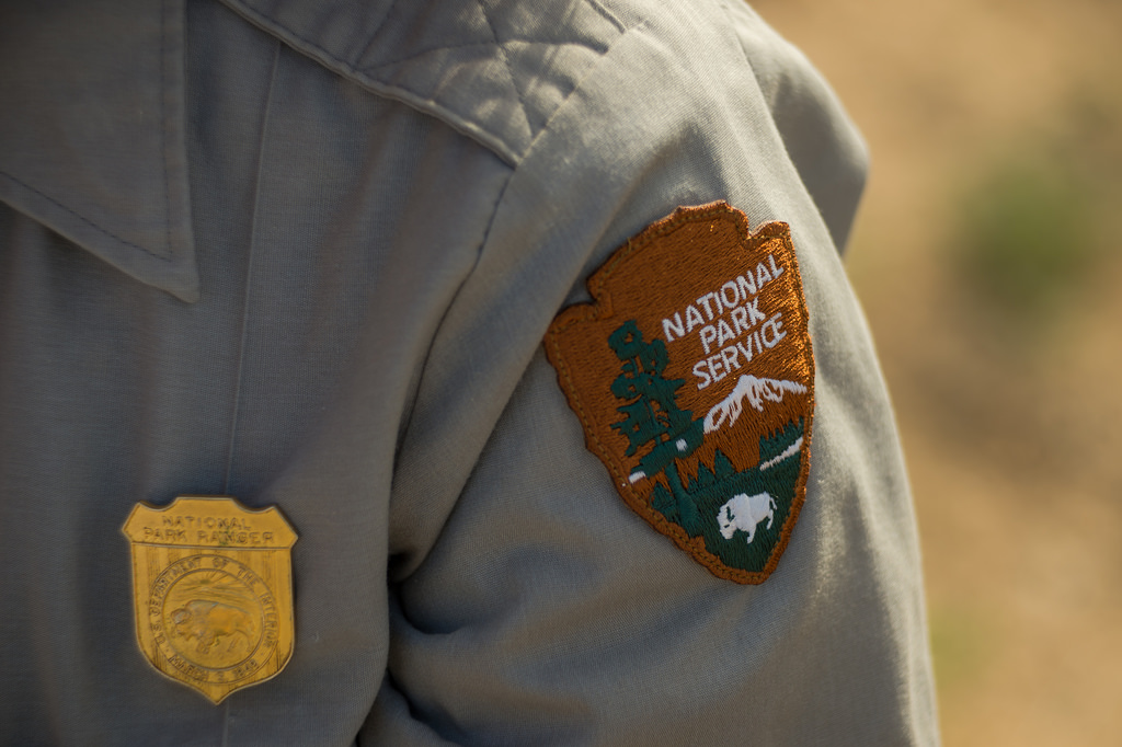 National Park Service Badge