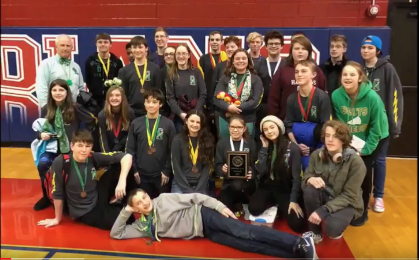 Science Olympiad at Regionals