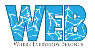 WEB--Where Everyone Belongs Logo