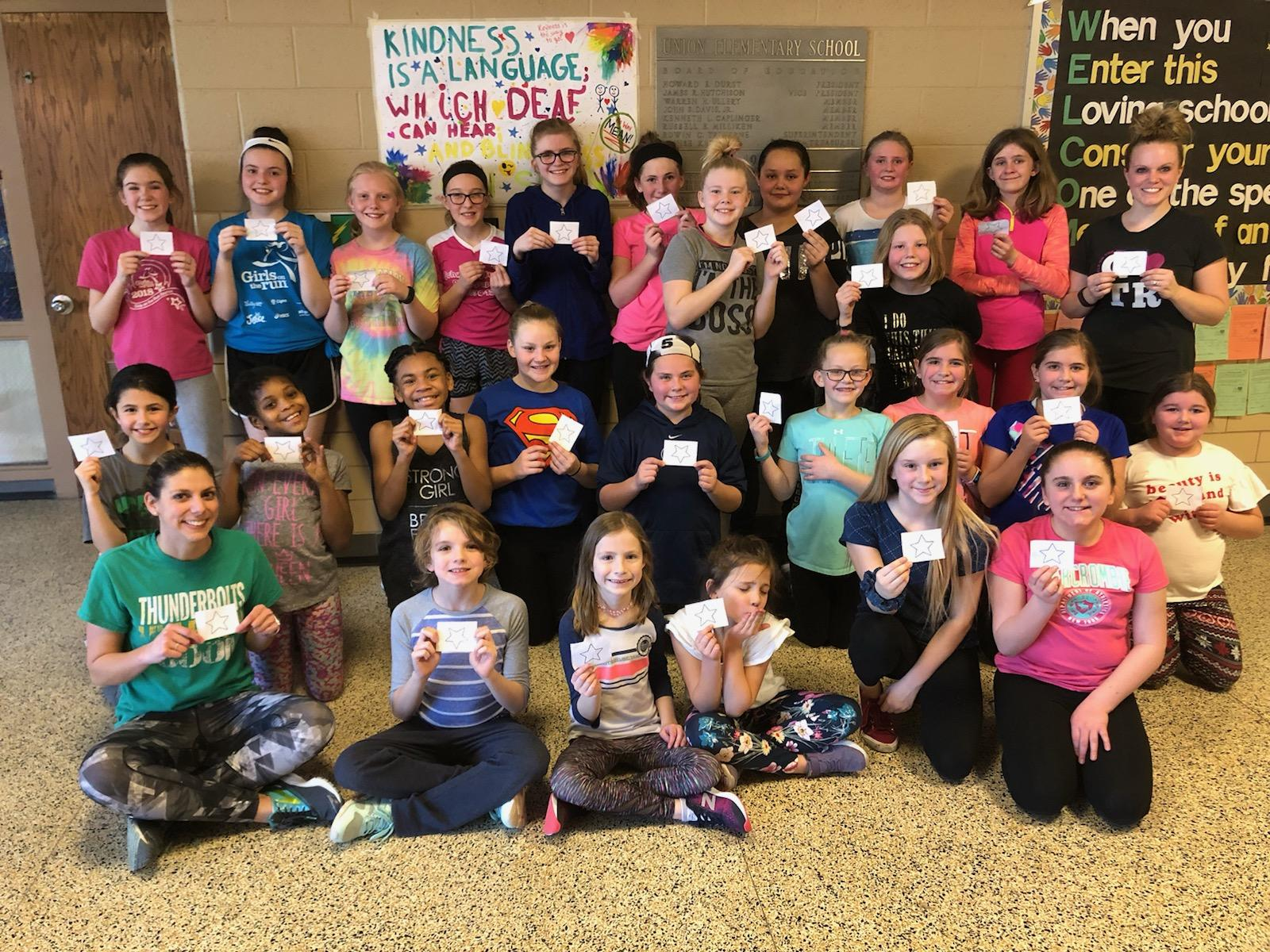 Star Power for Girls On The Run 2019