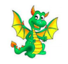 Sparky the Kleptz Dragon
