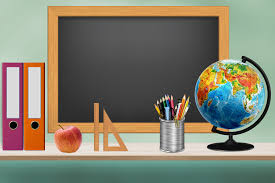 cartoon blackboard