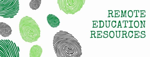 Remote Education Resources