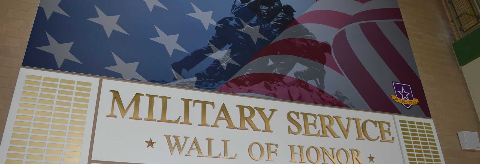 Military Wall of Honor